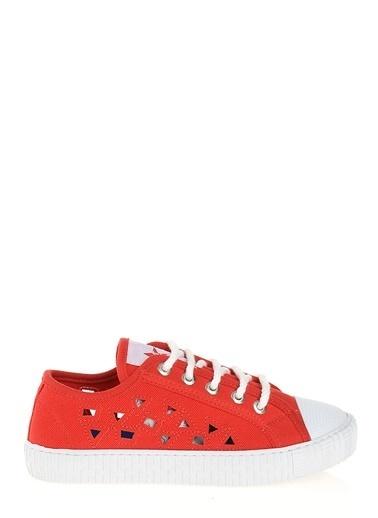 D by Divarese Sneaker  Kırmızı